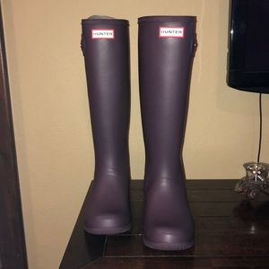 BRAND NEW WOMENS HUNTER BOOTS SIZE 10